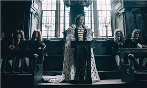 Link to event The Favourite (16+) – Kino Kuutamo | Maksuttomat maanantait