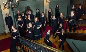 Link to event Helsinki Early Music Festival – Barockens musik