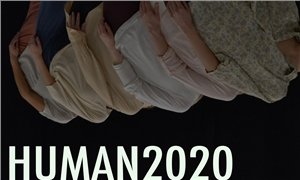 Link to event RESCHEDULED Human 2020 – Kielo Dance Company