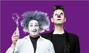 Link to event FULLY BOOKED Frankenstein premiere – Red Nose Company